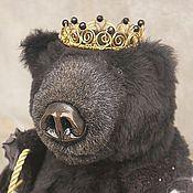Украшения ручной работы. Ярмарка Мастеров - ручная работа Мини корона для Медведя. Handmade.