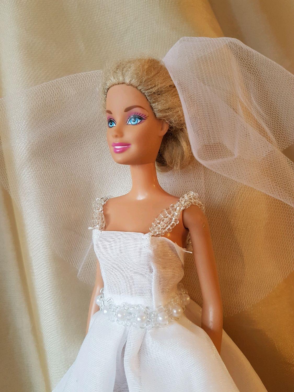 Свадебное платье для Барби - Своими руками интернет журнал 96