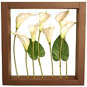 Картины и панно ручной работы. Ярмарка Мастеров - ручная работа Каллы W. Handmade.