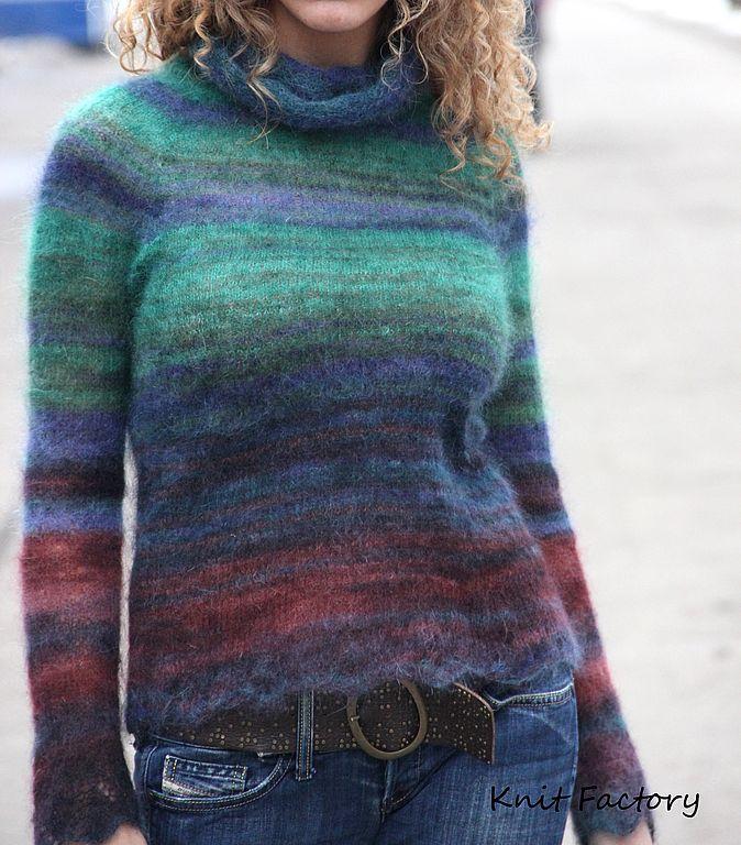 Мохеровые женские свитера с доставкой