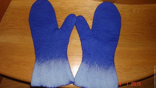 Варежки, митенки, перчатки ручной работы. Ярмарка Мастеров - ручная работа. Купить Варежки для коки. Handmade. Варежки ручной работы