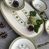 Винтаж handmade. Livemaster - original item Freshness. Talisman tableware set, Noritake, Japan. Handmade.