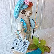 Куклы и пупсы ручной работы. Ярмарка Мастеров - ручная работа Поросёнок Мотя. Handmade.