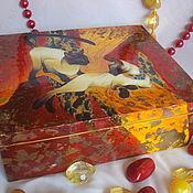 Для дома и интерьера handmade. Livemaster - original item Box Cats. Handmade.
