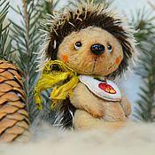 Куклы и игрушки ручной работы. Ярмарка Мастеров - ручная работа Ёжик Ежи. Handmade.