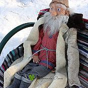 """Куклы и игрушки ручной работы. Ярмарка Мастеров - ручная работа Кукла для кукольного театра """"Дед"""". Handmade."""