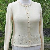 Одежда handmade. Livemaster - original item Shirt button-down made of cotton.. Handmade.
