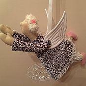 """Куклы и игрушки ручной работы. Ярмарка Мастеров - ручная работа Кукла Тильда """"Летящий Ангел"""". Handmade."""