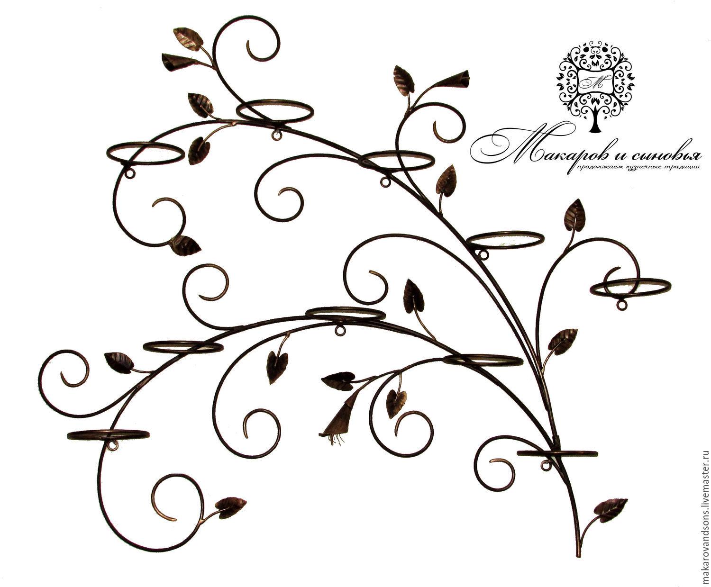 Подставка для цветов Каллы на 10 колец, Подставки, Витебск, Фото №1