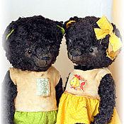 Куклы и игрушки ручной работы. Ярмарка Мастеров - ручная работа Рома и Лена). Handmade.
