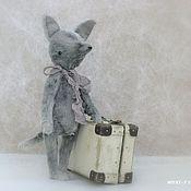 Куклы и игрушки ручной работы. Ярмарка Мастеров - ручная работа Волчонок. Handmade.