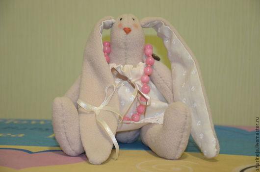 Куклы Тильды ручной работы. Ярмарка Мастеров - ручная работа. Купить Кукла Тильда Заяц. Handmade. Белый, тильда заяц