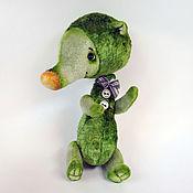 Куклы и игрушки ручной работы. Ярмарка Мастеров - ручная работа Мишка Плюшевый Клоун. Handmade.