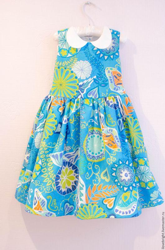 Одежда для девочек, ручной работы. Ярмарка Мастеров - ручная работа. Купить Нарядное платье для девочки. Handmade. Одежда для девочек