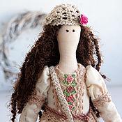 Куклы и игрушки ручной работы. Ярмарка Мастеров - ручная работа Кукла тильда Вероника, текстильная кукла, интерьерная кукла. Handmade.