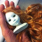 Материалы для творчества ручной работы. Ярмарка Мастеров - ручная работа Набор для создания куклы. Handmade.