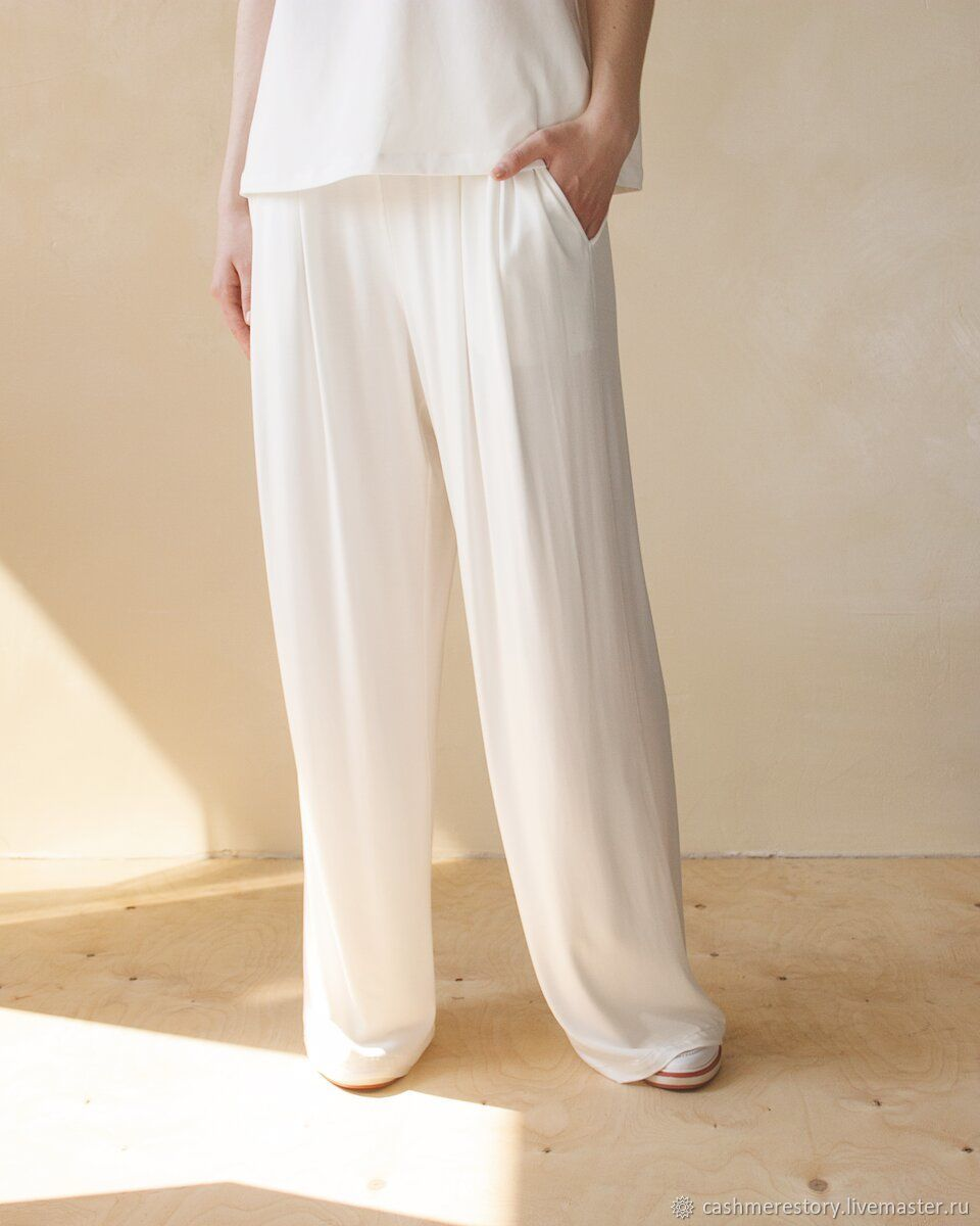 Loose cut pants with pockets, Pants, Moscow,  Фото №1