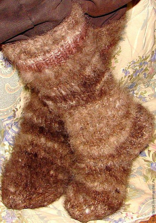 носки из пуха кавказца