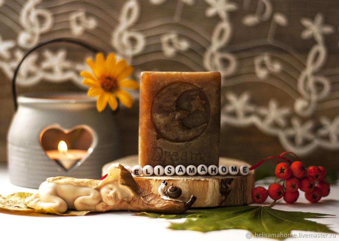 """""""Ворожейное мыло. Перед сном"""" - натуральное мыло с нуля, Мыло, Воронеж, Фото №1"""