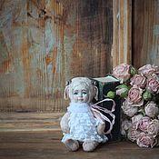 Куклы и игрушки ручной работы. Ярмарка Мастеров - ручная работа Тедди-долл Анечка. Handmade.