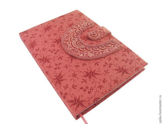 """Блокноты ручной работы. Ярмарка Мастеров - ручная работа. Купить Книга для записей """"Проникновение"""". Handmade. Книга для записей, переплётный картон"""