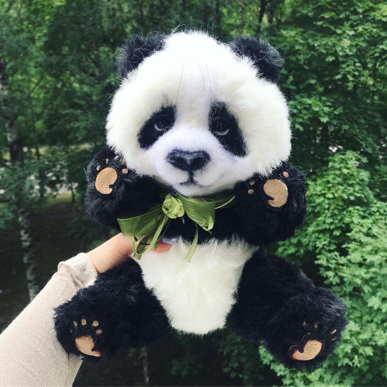 Панда игрушка, Мягкие игрушки, Белгород,  Фото №1