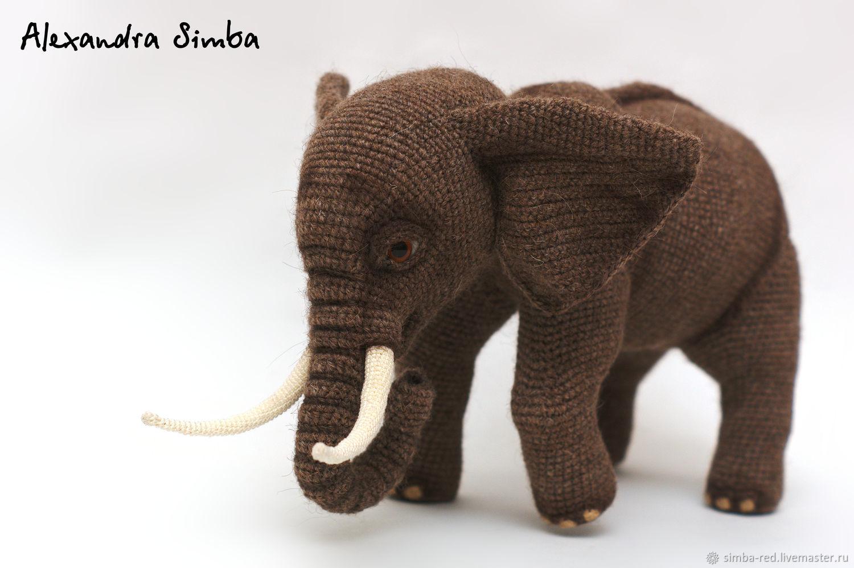 Слон своими руками мастер класс фото 752