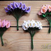 Материалы для творчества ручной работы. Ярмарка Мастеров - ручная работа Цветы искусственные.. Handmade.