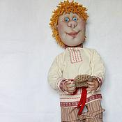 """Куклы и игрушки ручной работы. Ярмарка Мастеров - ручная работа Кукла """"Банный"""". Handmade."""