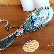Сувениры и подарки handmade. Livemaster - original item Alice and all the comb in a Cup. Handmade.