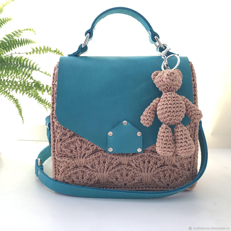 Satchel bag (satchel), Crossbody bag, Dubna,  Фото №1
