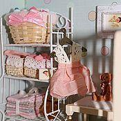 Куклы и игрушки ручной работы. Ярмарка Мастеров - ручная работа Детская для лапочки-дочки. Handmade.
