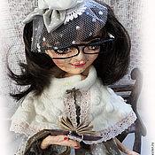 Куклы и игрушки ручной работы. Ярмарка Мастеров - ручная работа Портретная кукла Наденька. Handmade.