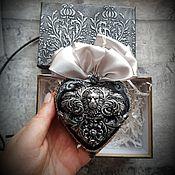 Сувениры и подарки handmade. Livemaster - original item Velvet heart