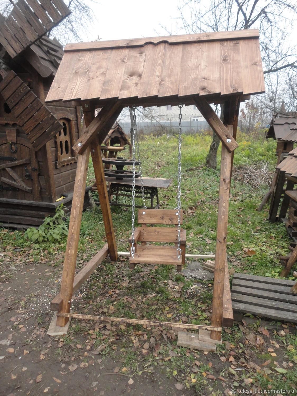 Качели садовые, Изделия, Москва, Фото №1