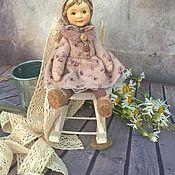 Куклы и игрушки ручной работы. Ярмарка Мастеров - ручная работа Машенька. Handmade.