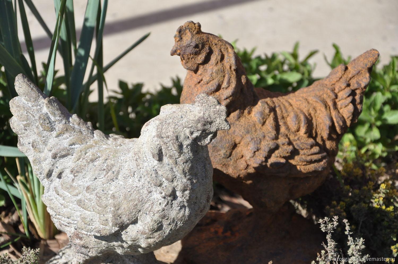 Курицы из бетона бетон м 3000