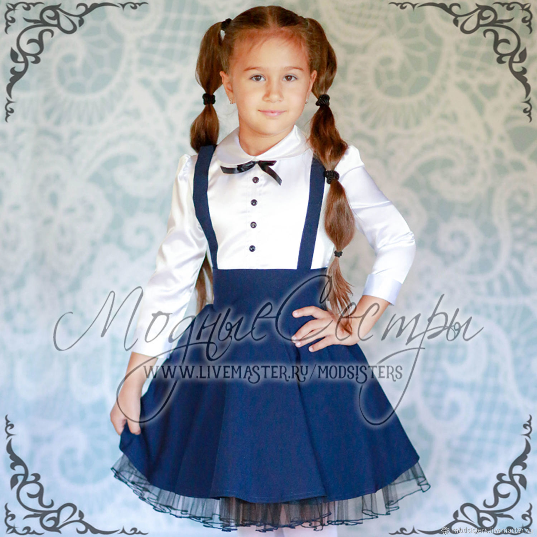 School dress Art.043, Dresses, Nizhny Novgorod,  Фото №1