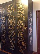 Для дома и интерьера ручной работы. Ярмарка Мастеров - ручная работа Шкаф с росписью. Handmade.
