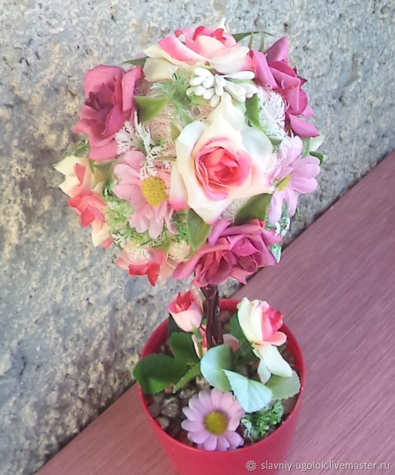Розовый сад, Топиарии, Минск,  Фото №1