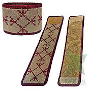 handmade. Livemaster - original item The bracelet bestows health. Zlebnik.. Handmade.