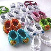 Материалы для творчества ручной работы. Ярмарка Мастеров - ручная работа мастер-класс кукольные туфельки для Baby Born. Handmade.