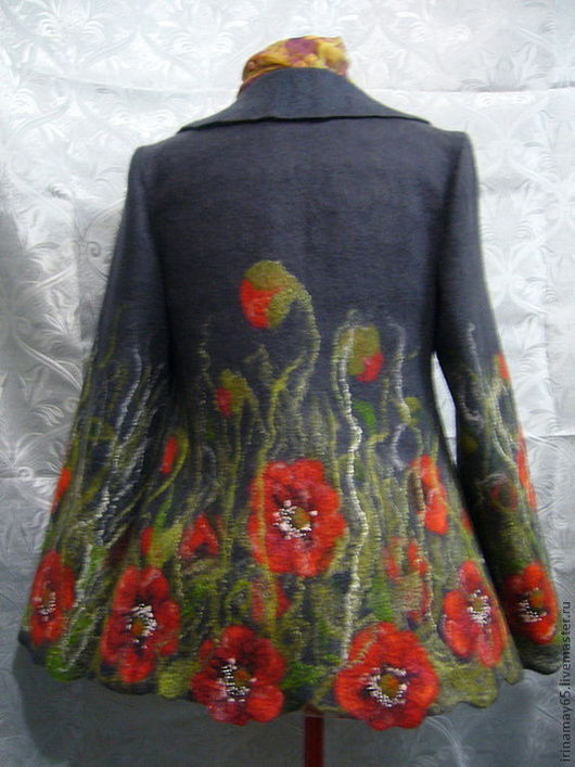 Акварель Женская Одежда