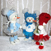 Материалы для творчества handmade. Livemaster - original item MK at the knitting Snegovika. Handmade.