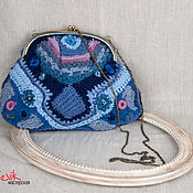 Сумки и аксессуары handmade. Livemaster - original item Bag with clasp