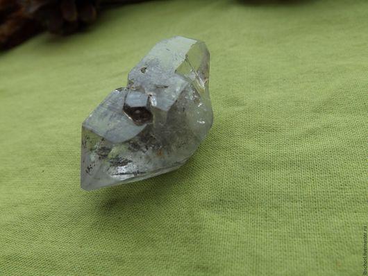 Минералы, друза ручной работы. Ярмарка Мастеров - ручная работа. Купить Крупный кристалл херкимерского алмаза. Handmade. Кулон
