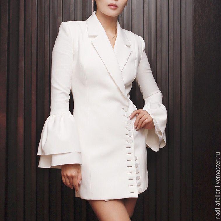 Платье, блейзер, жакет – купить в интернет-магазине на Ярмарке ... a745a8c72a7