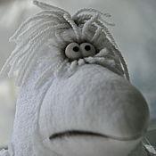 Куклы и игрушки ручной работы. Ярмарка Мастеров - ручная работа Мариска. Белая ворона. Handmade.