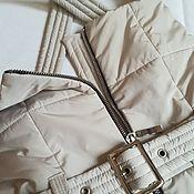 Одежда handmade. Livemaster - original item Quilted insulated jumpsuit. Handmade.