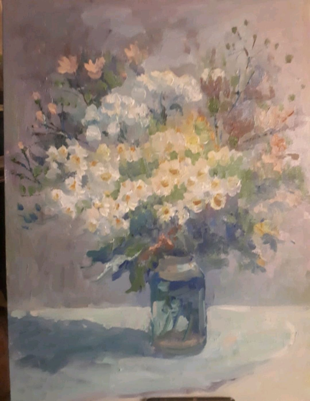 Полевые цветы, Картины, Москва, Фото №1